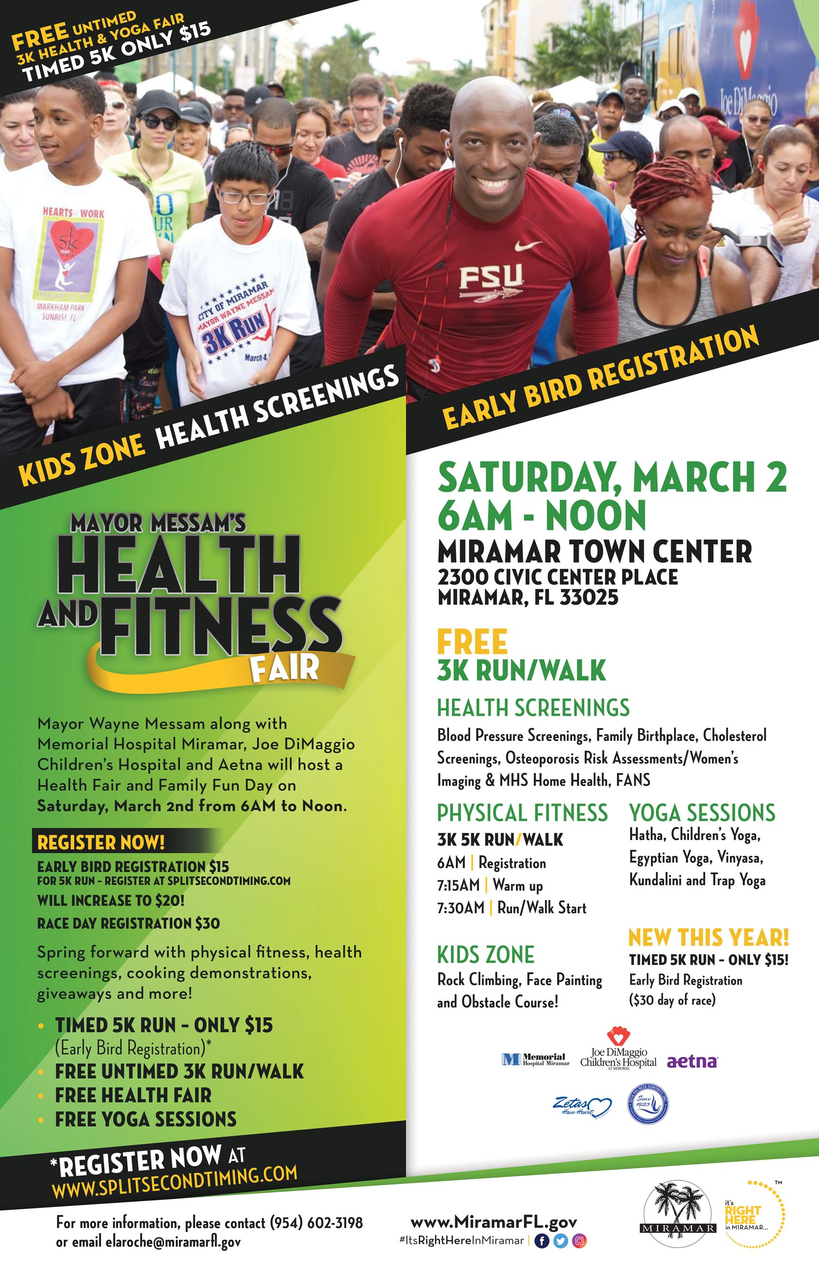 Health Fair Flyer - 2019