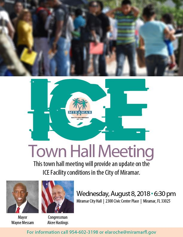 ICE Town Hall