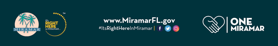 One Miramar Page Footer