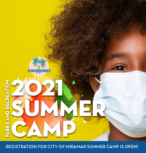 City of Miramar Summer Camp 2021 Regstration