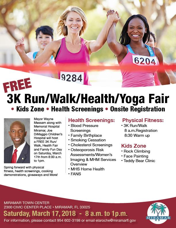 MayorMessam - 2018 Health Fair (1)