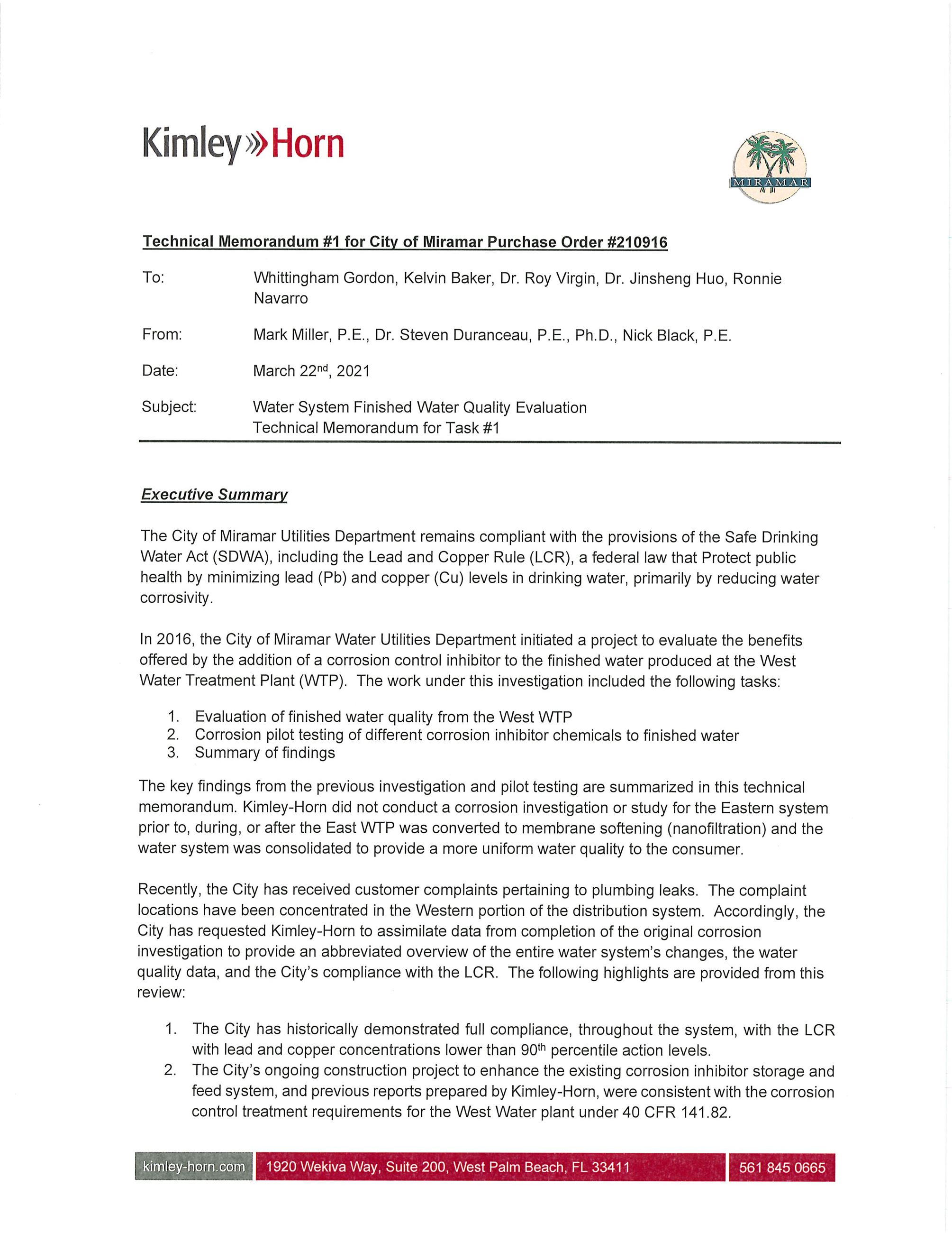 Miramar Water Quality Evaluation_Page_1